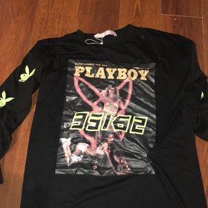 Playboy X Missguided T-shirt dress